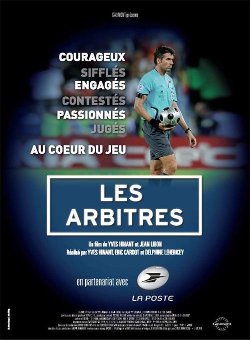 """Affiche du film """"Les Arbitres"""""""