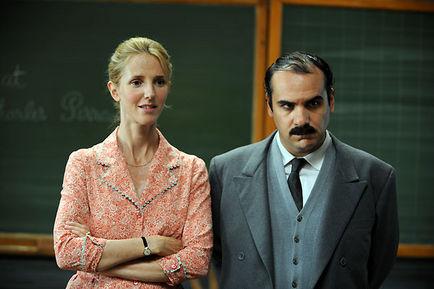 Sandrine Kiberlain et François-Xavier Demaison
