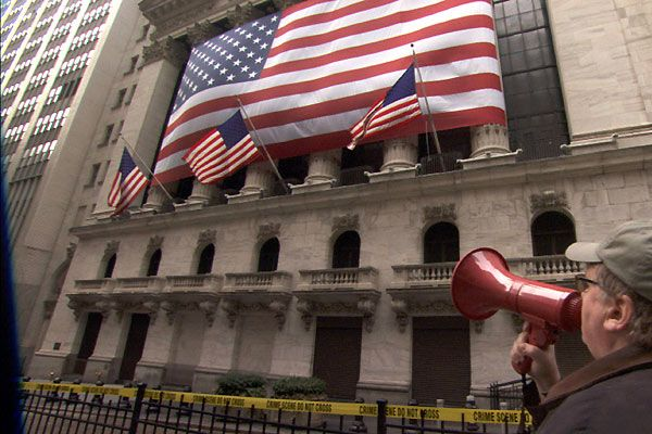 CSI : Wall Street