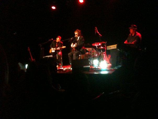 Pete Walsh en concert à l'Européen (Paris)