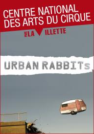 Urban Rabbits Parc de la Villette